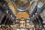 Hagia Sophia, Istanbul, Turquie