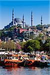 Süleymaniye-Moschee, dritte Hill, Istanbul, Türkei