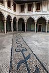 Imperial Harem Innenhof, Topkapi Palast, Istanbul, Türkei