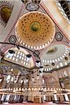 Mosquée de Suleymaniye, Istanbul, Turquie