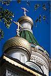 Church of St. Nicholas the Miracle-Maker, Sofia, Bulgaria
