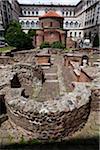 Church of St. George and Ruins of Serdica, Sofia, Bulgaria