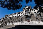 Wiener Hofburg, neue Flügel der kaiserlichen Hofburg, Wien, Österreich