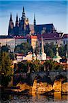St. Vitus Cathedral and Prague Castle, Prague, Czech Republic