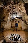 Torture Chamber, Golden Lane, Prague Castle, Prague, Czech Republic