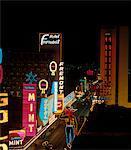 1960ER JAHRE LAS VEGAS FREMONT STREET