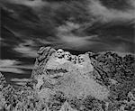 1960s MOUNT RUSHMORE