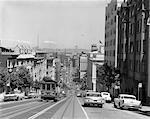 1950s - 1960s VIEW OF SAN FRANCISCO CALIFORNIA USA