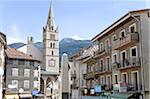 France, Alpes, Guillestre