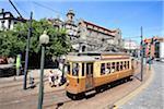 Portugal, Porto, tramway