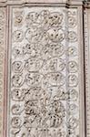 Italy, Umbria region, Orvieto, duomo, sculpture, scene from new testament