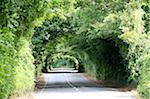 Ireland, County Cork, Cobh, road