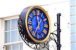 Ireland, Cork, clock
