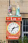 Ireland, Dublin, clock