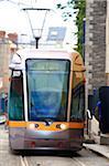 Ireland, Dublin, tramway