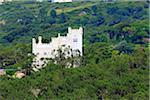 Portugal, Sintra municipality, Serra de Sintra, castle