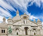 Basilica in Paris