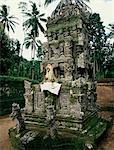 Pura Kehen, the island's second largest temple, Bangli, Bali, Indonesia, Southeast Asia, Asia