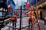 Luohan Si temple, Chongqing, China, Asia