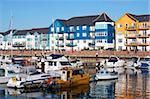 Exmouth Marina, Exmouth, Devon, England, United Kingdom, Europe