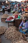 Zeigyo marché, Mandalay, Myanmar, Asie