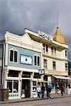 Golden North Hotel, Skagway, südöstlichen Alaska, USA, Nordamerika