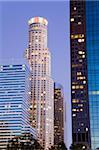 U.S. Bank tower à Los Angeles, Californie, États-Unis d'Amérique, l'Amérique du Nord