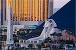 Luxor Casino and Hotel, Las Vegas, Nevada, United States of America, North America