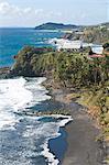 Church, Biabou, St. Vincent, St. Vincent et les Grenadines, au vent Iles, Antilles, Caraïbes St. Matthew, Amérique centrale