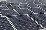 Large gamme de panneaux solaires