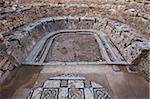 Ruines romaines, Site archéologique de Dougga, patrimoine mondial UNESCO, Tunisie, Afrique du Nord, Afrique