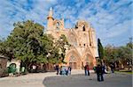 Lala Mustafa Pasa Mosque, Famagusta, Turkish part of Cyprus, Europe
