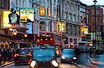 Theatreland, Shaftesbury Avenue, London, England, Vereinigtes Königreich, Europa