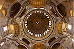 Innere der Kuppel der St. Paul's Cathedral, London, England, UK, Deutschland, GB, Großbritannien, britische Inseln, Europa