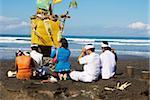 Odolan (festival annuel du temple), Pura Rambut Siwi, Bali, Indonésie, Asie du sud-est, Asie