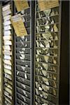 Time Card Holder, Ontario, Canada