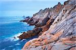 Rocky Coastline, Pointe Raz, Finistere, Bretagne, France