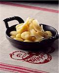 Alsation-style gnocchis