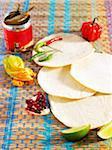 Zutaten für Enchiladas