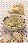 Caviar d'aubergines et thon
