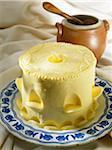 Sculpté dalle bretonne de beurre