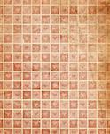 Salut-res Vintage Heart papier