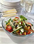 Salade de légumes mélangé