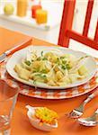 Gruyère,potato,fennel and paprika salad