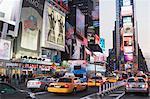 Times Square, New York City, États-Unis