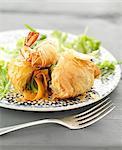 Vegetable Pastilla