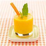 Carotte et Gaspacho orange