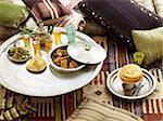 Déjeuner marocain