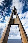Monument to Battleship Yamato, Cape Intabu, Tokunoshima Island, Amami Islands, Kagoshima Prefecture, Japan