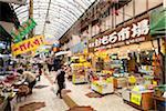 Makisha Public Market, Naha, Okinawa Island, Okinawa Prefecture, Japan